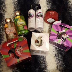 Body shop collection